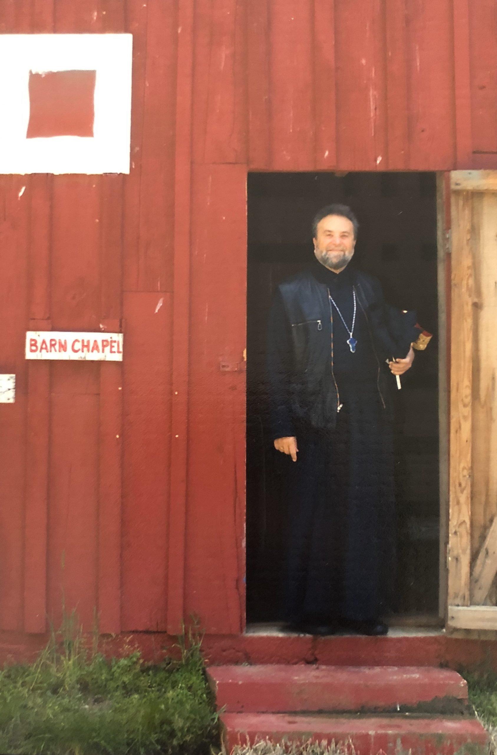 V. Rev. Father John Bakas