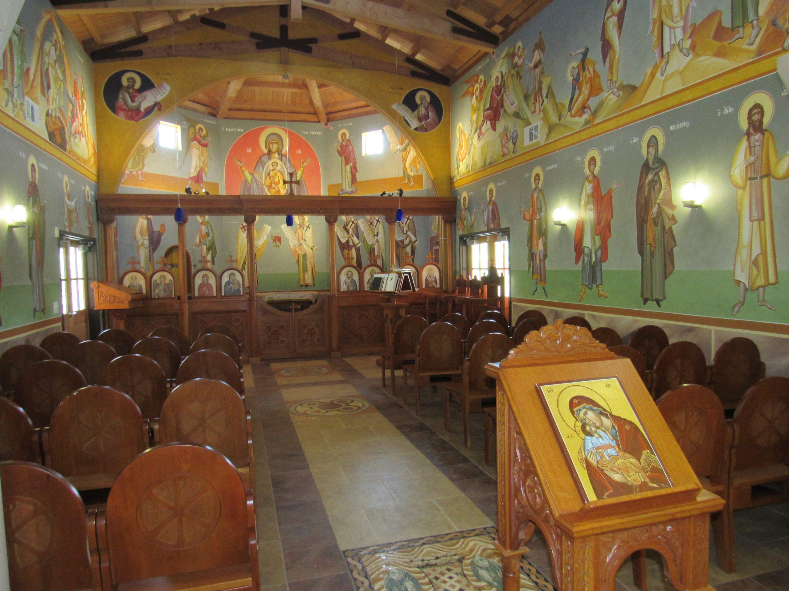 Saint Photini Chapel
