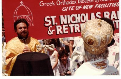 St Nicholas Ranch Dedication